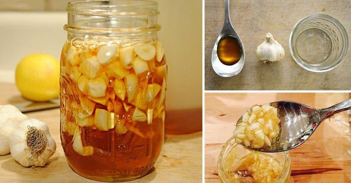 Débloquez vos artères naturellement en consommant ce remède à l'ail et au citron