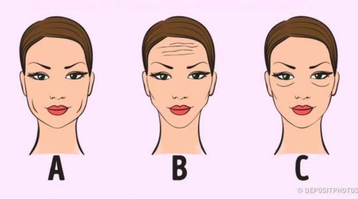 Découvrez ce que votre visage dit de votre santé