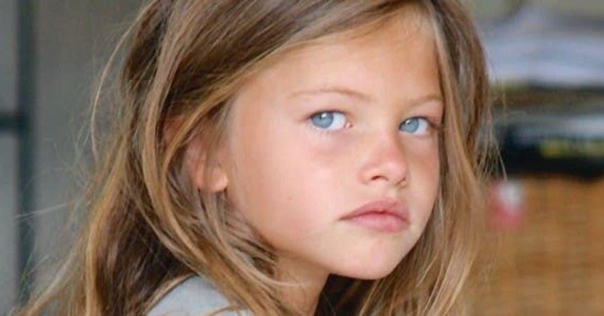 Découvrez comment à quoi ressemble la « plus belle petite fille au monde » aujourd'hui