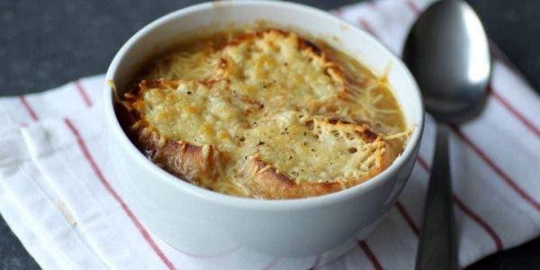 Délicieuse soupe