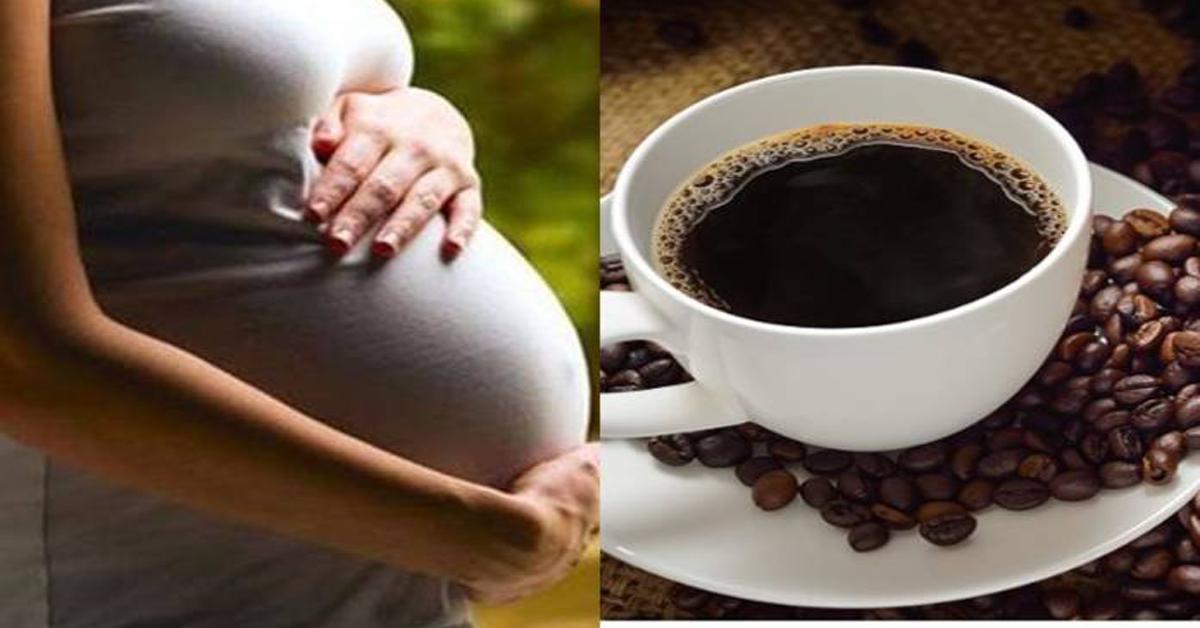 Des gynécologues demandent aux femmes enceintes de ne plus consommer de café