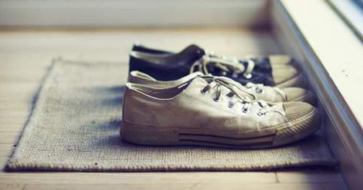Des maladies terrifiantes que vous pouvez attraper de la semelle de vos chaussures 1