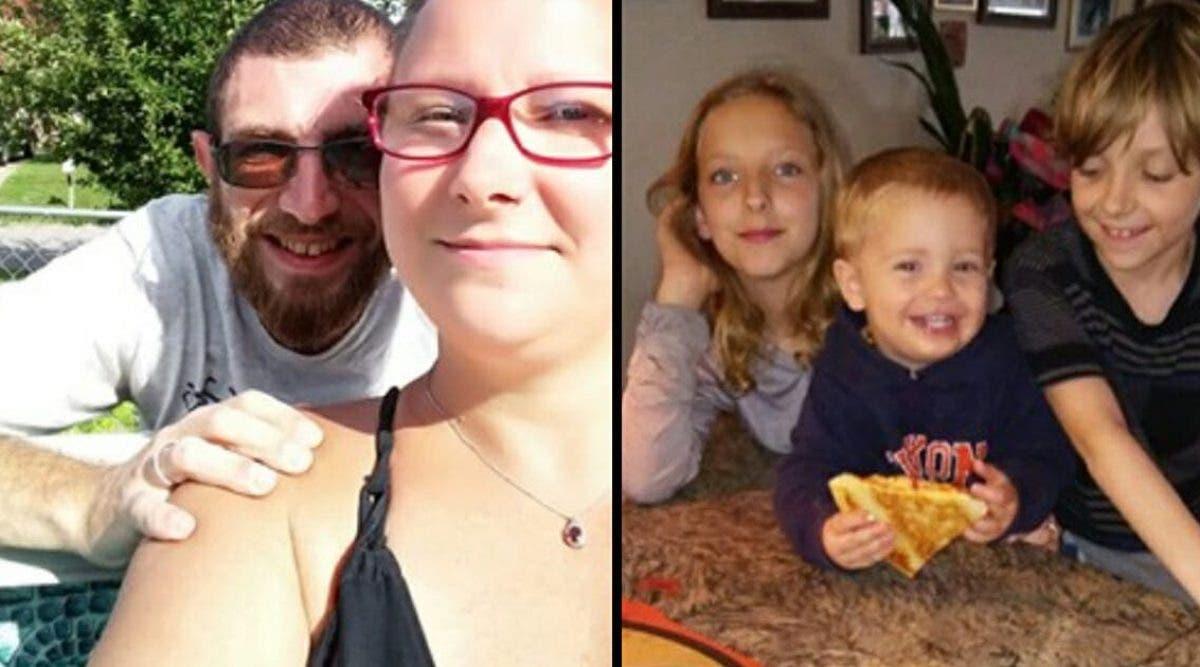Des parents et leurs trois enfants, tuée dans un accident par un conducteur qui roulait à contre sens