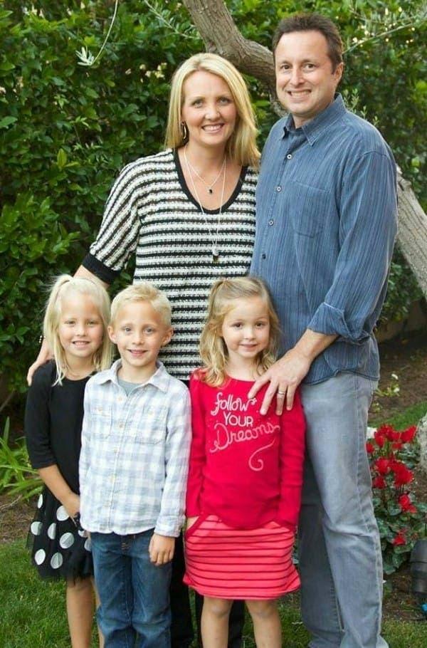 Des parents qui ont perdu leurs trois enfants dans un accident