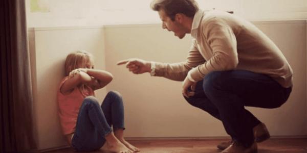 Des scientifiques disent qu'il ne faut plus gronder vos enfants