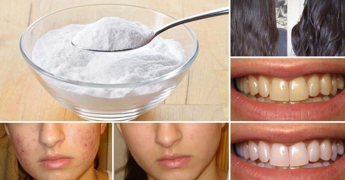 Des utilisations surprenantes du bicarbonate de soude pour les cheveux 1 1