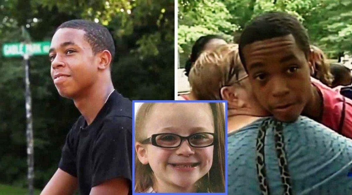 Deux adolescents sauvent une fille de 5 ans d'un Kidnapping en prononçant trois mots