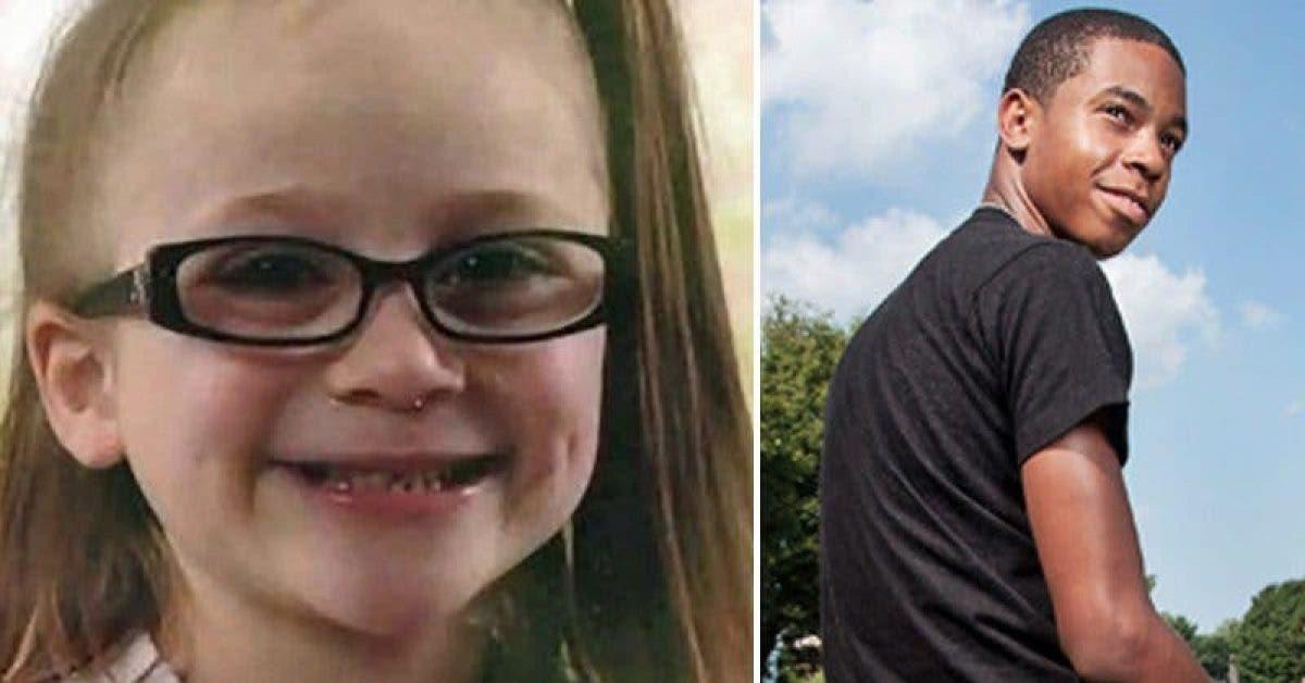 Deux ados sauvent une fillette de 5 ans d'un kidnappeur grâce à 3 mots simples