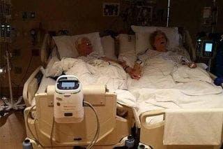 mariées depuis 64 ans