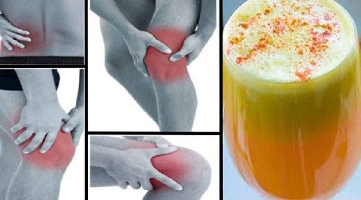 Dites adieu aux douleurs dans vos articulations, vos jambes et votre colonne vertébrale avec ce jus au citron ananas