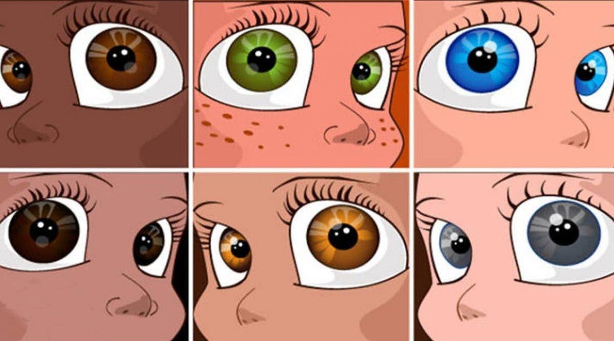 la couleur de tes yeux