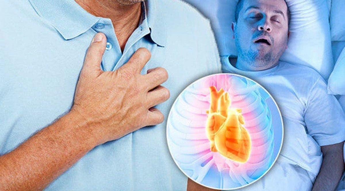 Dormir moins de 6 heures par nuit augmente le risque de crise cardiaque de 35