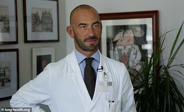 Dr Matteo Bassetti