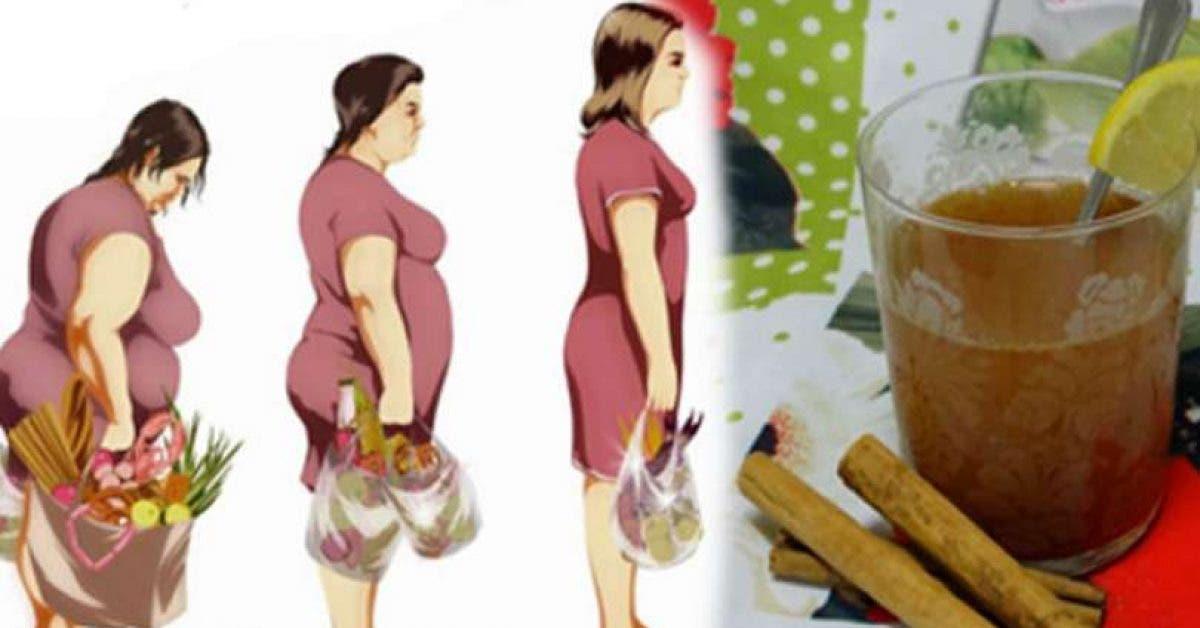 Du miel du citron et de la cannelle peut vous aider a perdre 3 kilos en une semaine 1