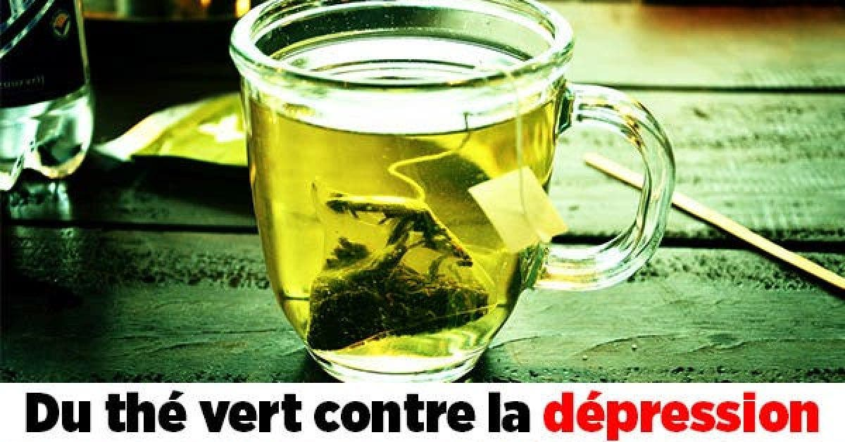Du the vert contre la depression11