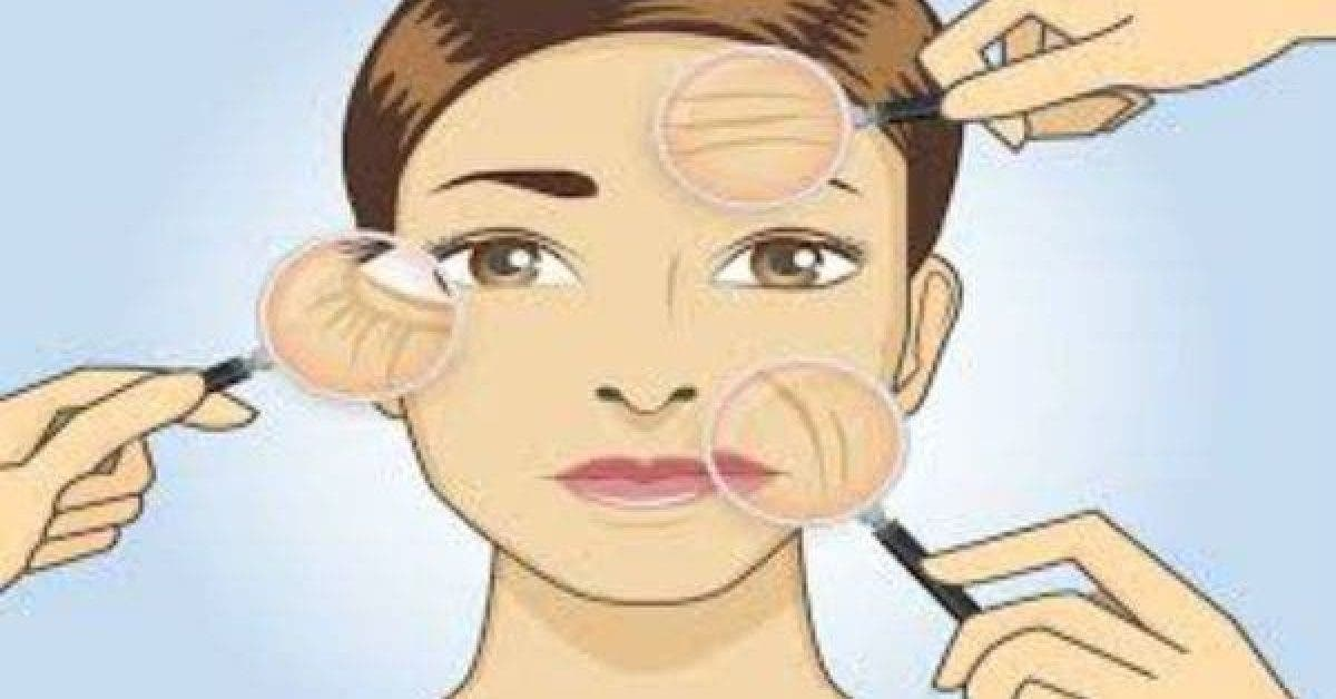 Réduisez l'apparence de vos rides et retrouvez une peau plus jeune et souple grâce à ce masque antirides
