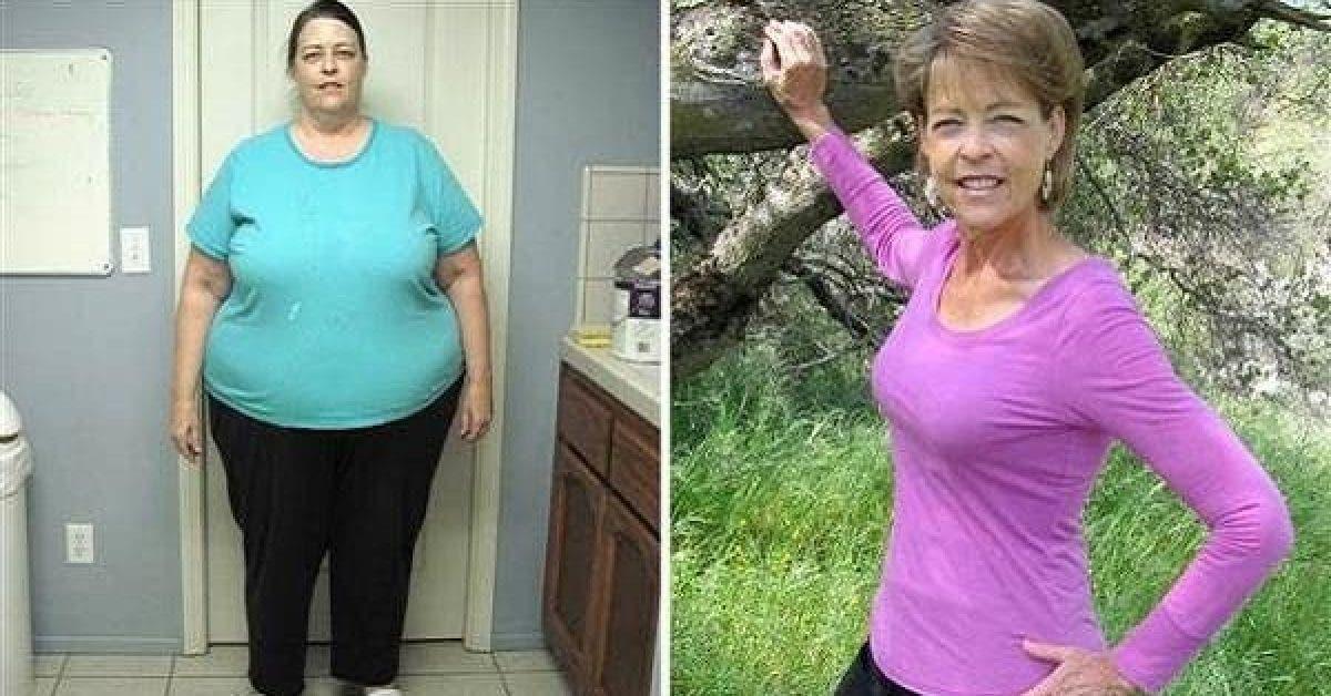 Elle a perdu 102 kilos a lage de 63 ans en suivant ces 7 etapes 1