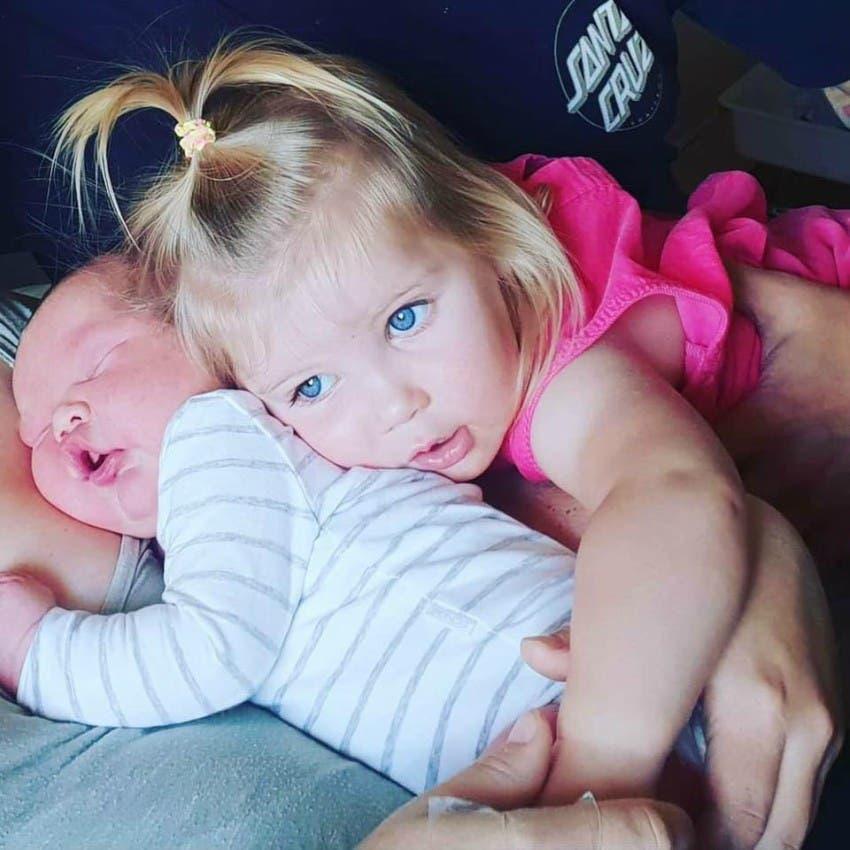 Elle accouche d'un bébé de 6 kilos par voie basse sans anesthésie