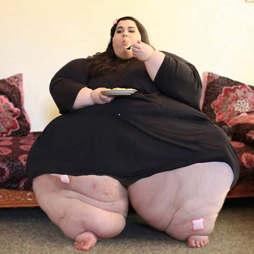 Elle pesait 300 kilos
