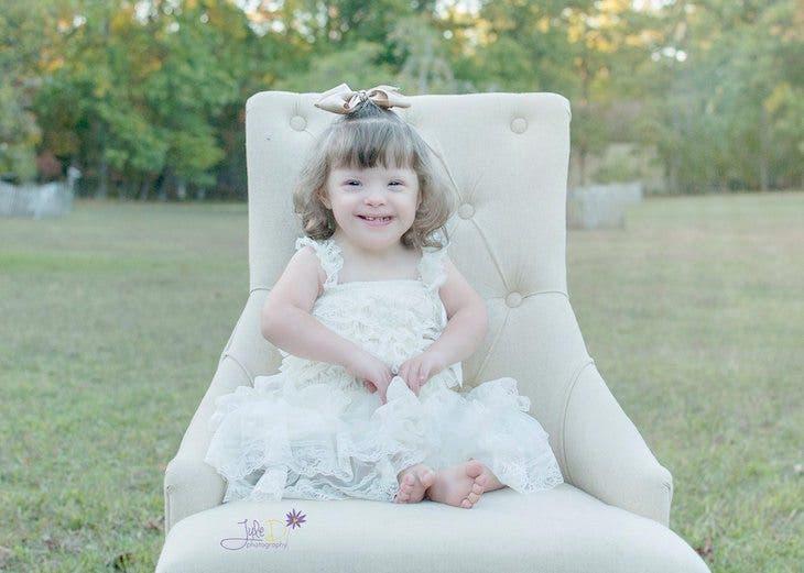 11 enfants atteints de trisomie 21