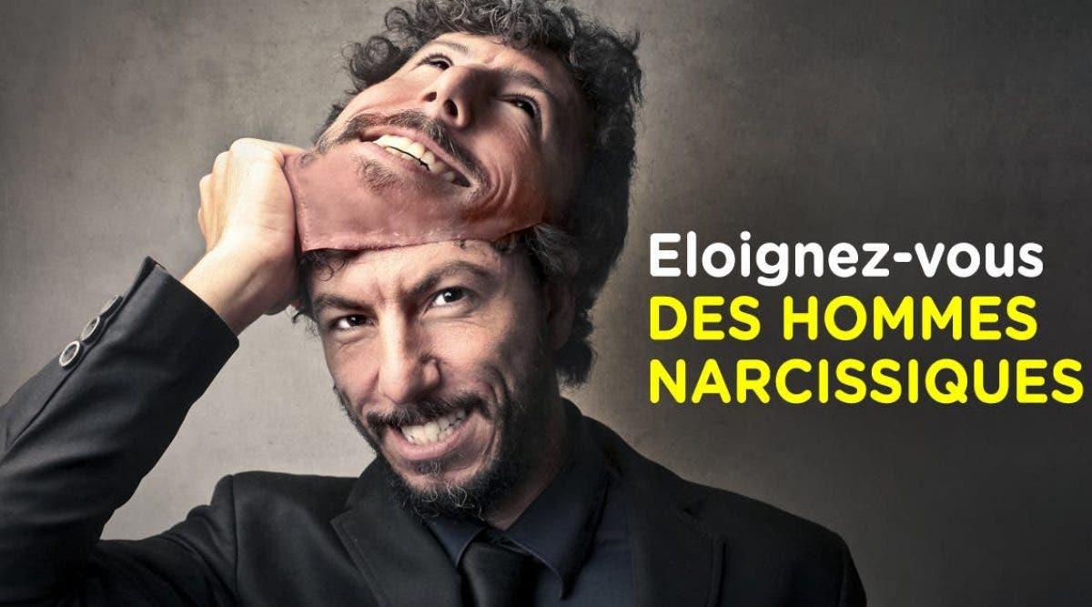 Eloignez-vous des hommes narcissiques
