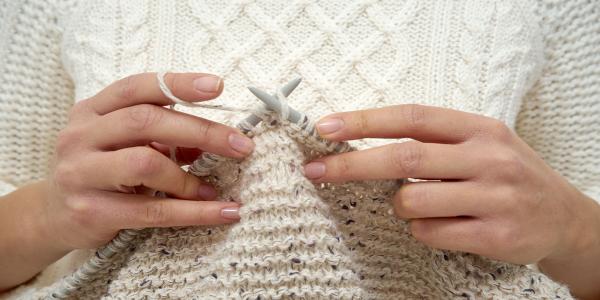 Faire du tricot réduit la dépression
