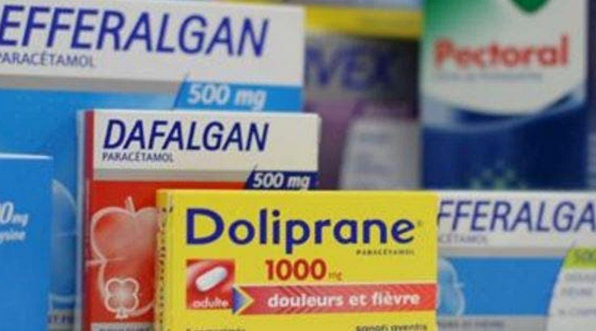 Dafalgan, Efferalgan et Doliprane