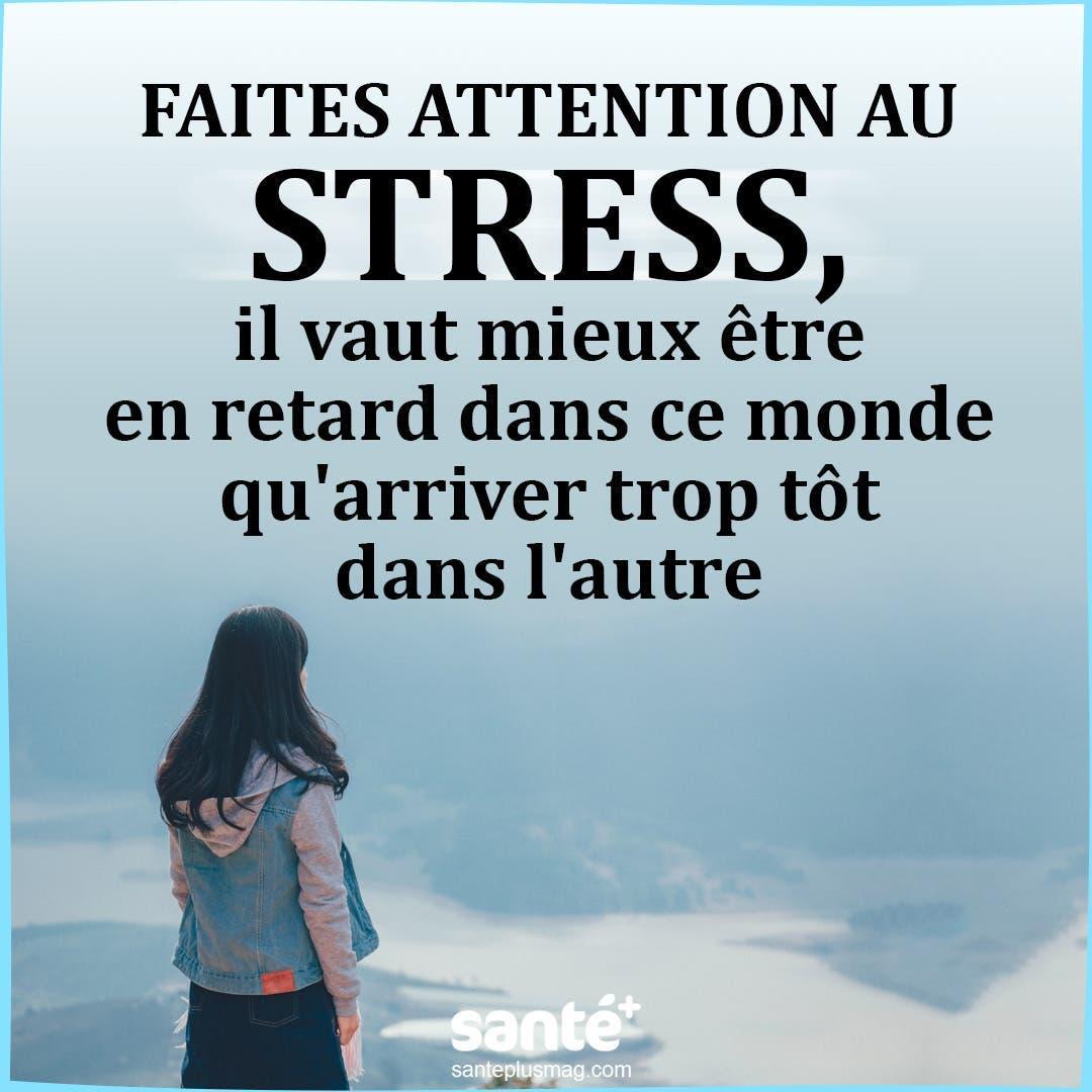 Faites attention au stress 1080 1