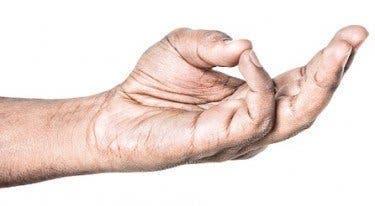 Faites ce geste et maintenez pendant quelques secondes