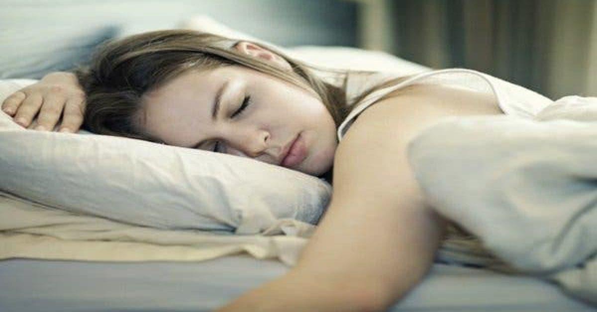 Faites ceci avant de vous coucher pour mieux dormir et vivre plus longtemps 1
