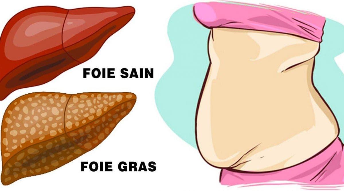 toxine foie