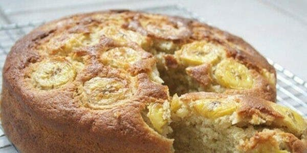 Gâteau aux bananes sans farine