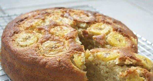 Gâteau aux bananes sans farine, sans sucre, sans lait, mais avec un goût inoubliable !  Gâteau aux bananes sans farine