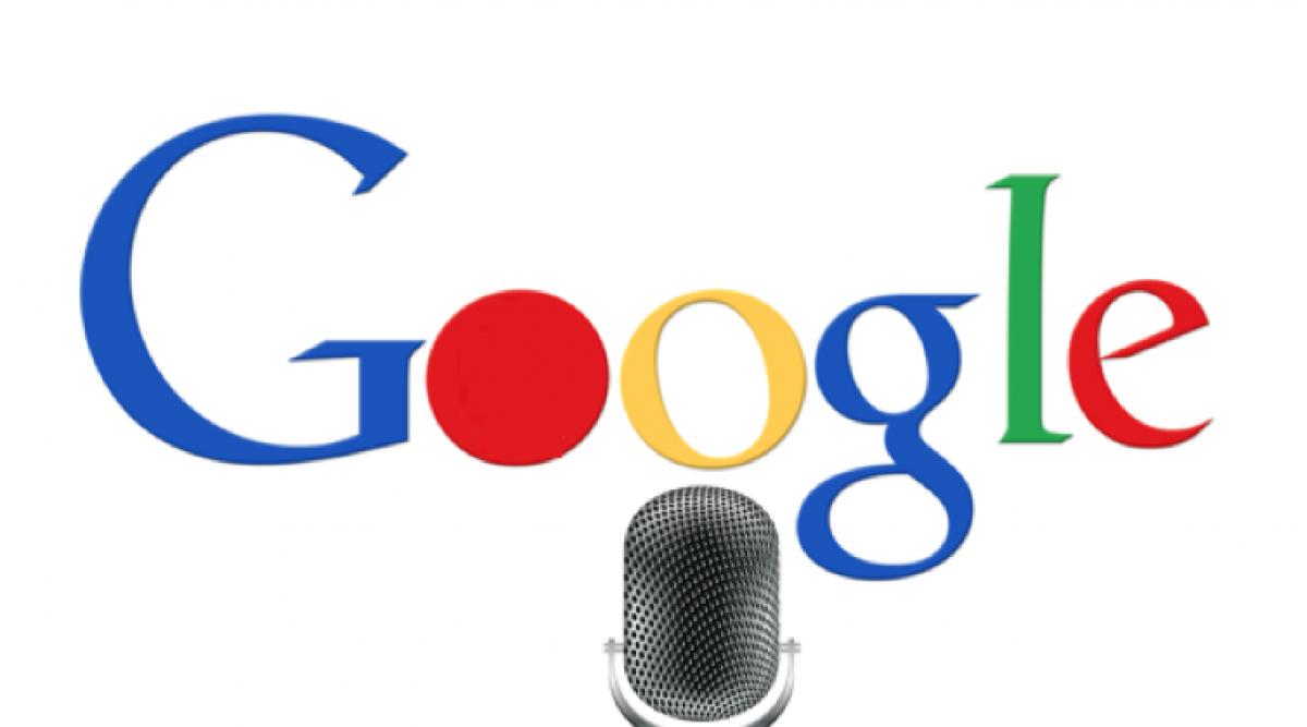 Google enregistre tout ce que vous dites
