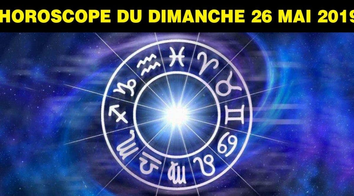 horoscope 26 mai