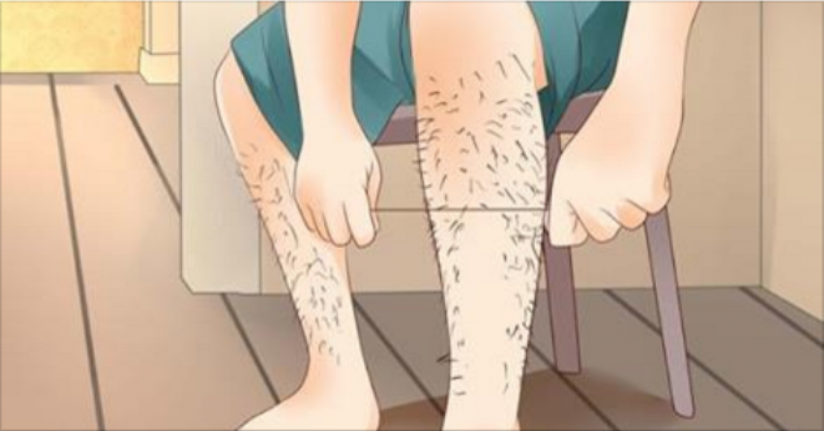 How To Naturally Remove Body Hair Permanently 1