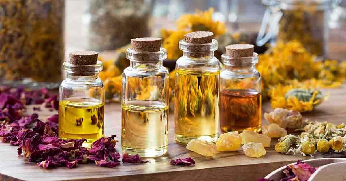 huile essentielles