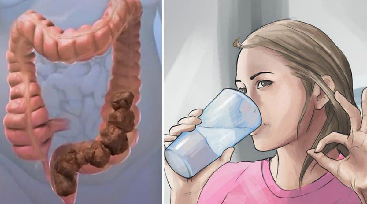 Il faudrait boire un verre d'eau 30 minutes avant le repas