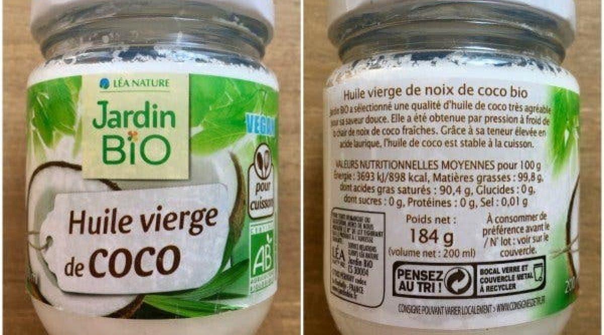 utilisations de l'huile de coco (beauté et santé)