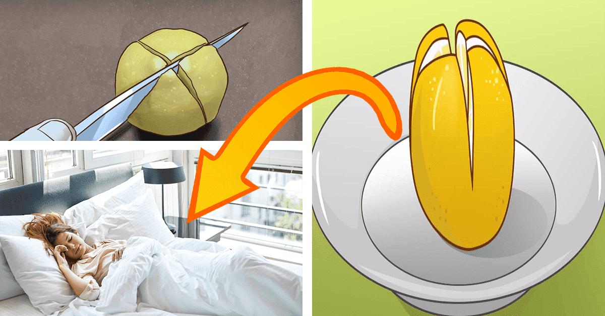 citron coucher
