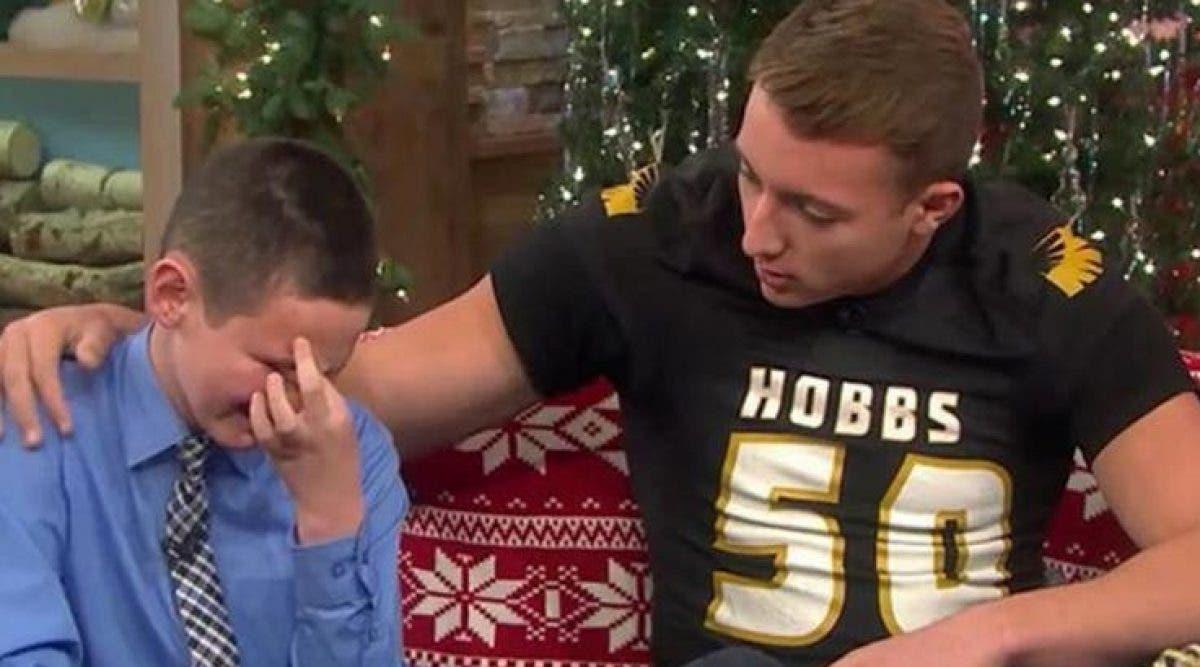 Il lui sauve la vie d'une agression. 3 ans plus tard, il apprend un terrible secret