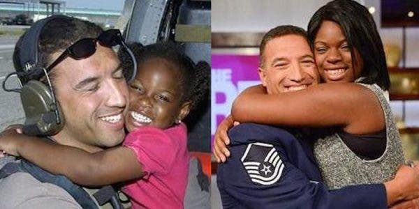 Il lui sauve la vie pendant l'ouragan Katrina – 12 ans après elle lui pose une question inattendue