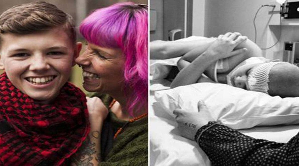 J'ai donné du cannabis à mon fils souffrant d'un cancer et il a guérit par miracle