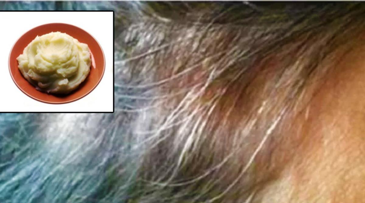 J'ai essayé cette astuce sur ma mère âgée de 62 ans et elle n'a plus aucun cheveu blanc
