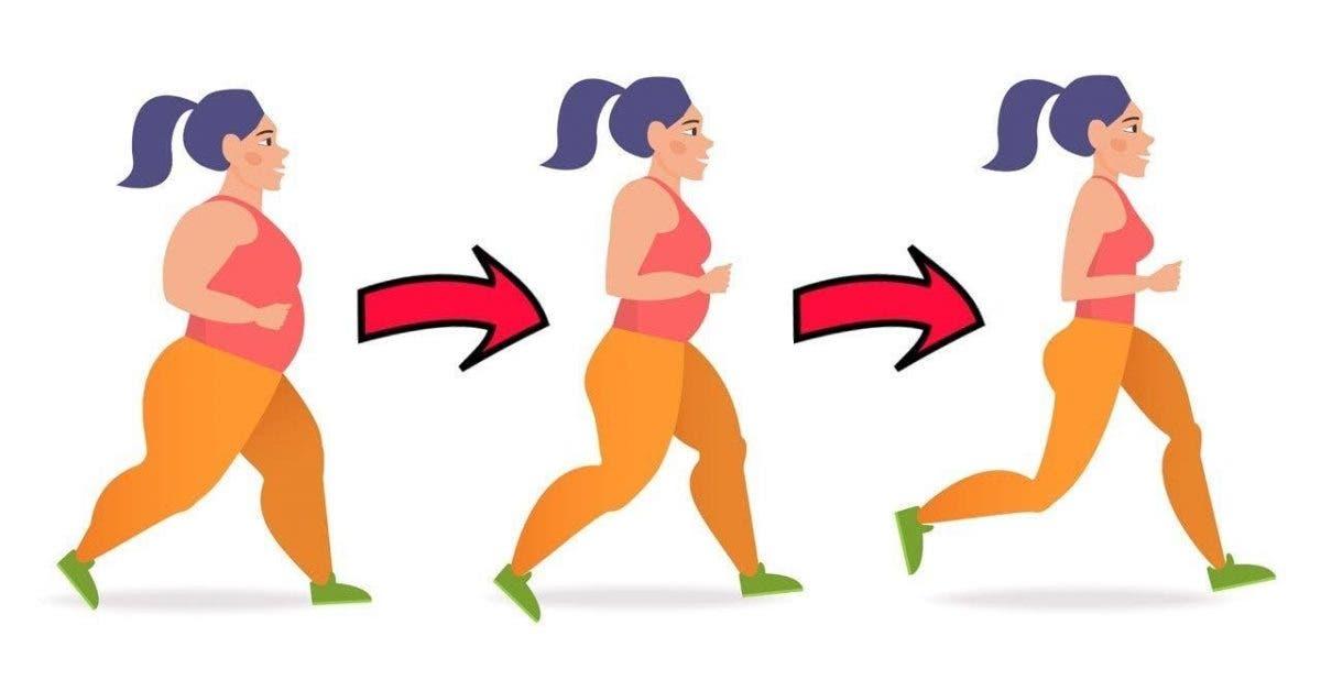 J'ai finalement trouvé combien il faut marcher pour perdre du poids