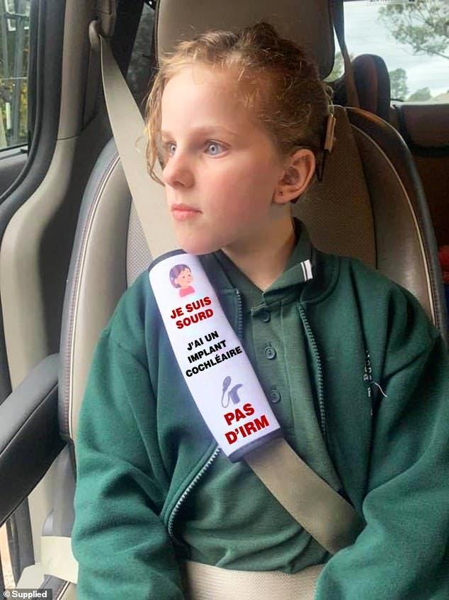 Une mère fait le buzz pour avoir crée des ceintures de sécurité