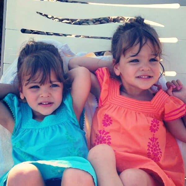 plus belles jumelles du monde