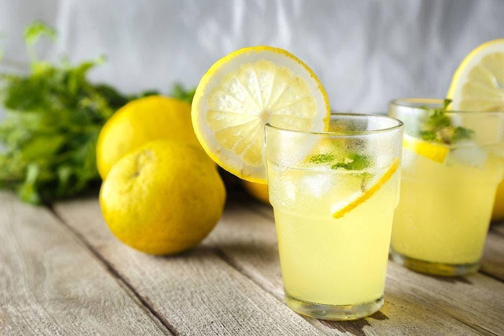 Jus de citron 1 1 1