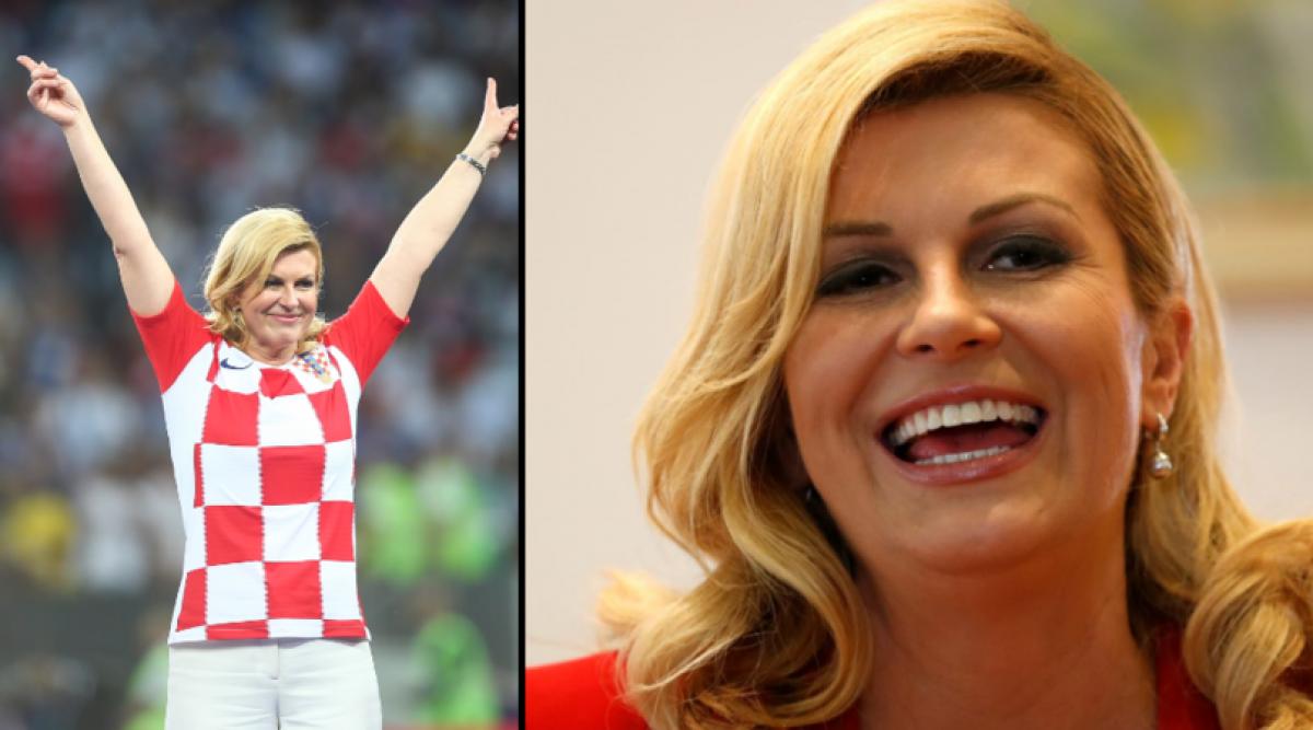 Kolinda - la Présidente Croate