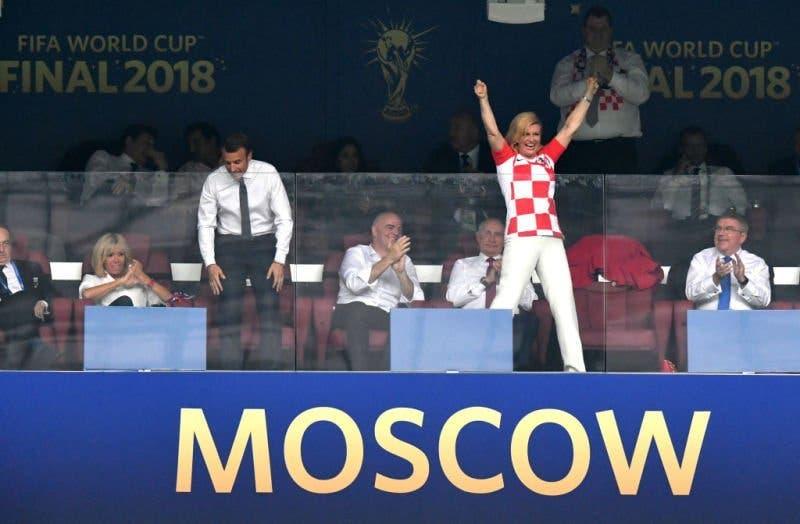 la Présidente Croate